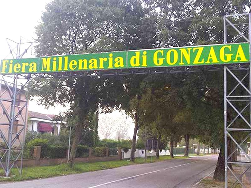 Fiera millenaria di gonzaga 2015 edil calzolari for Calzolari arredo urbano