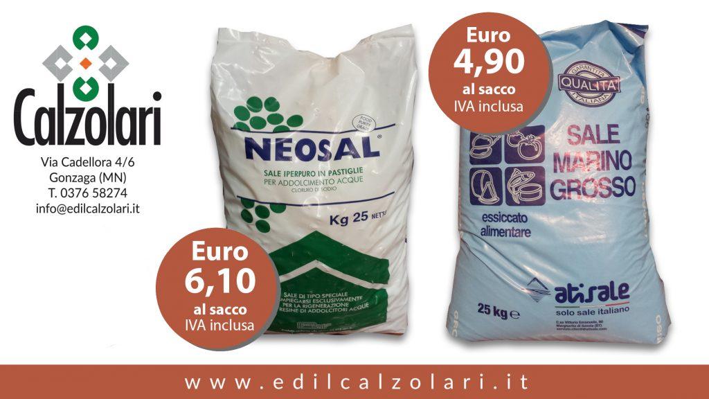 Sale per depuratori in offerta edil calzolari for Calzolari arredo urbano