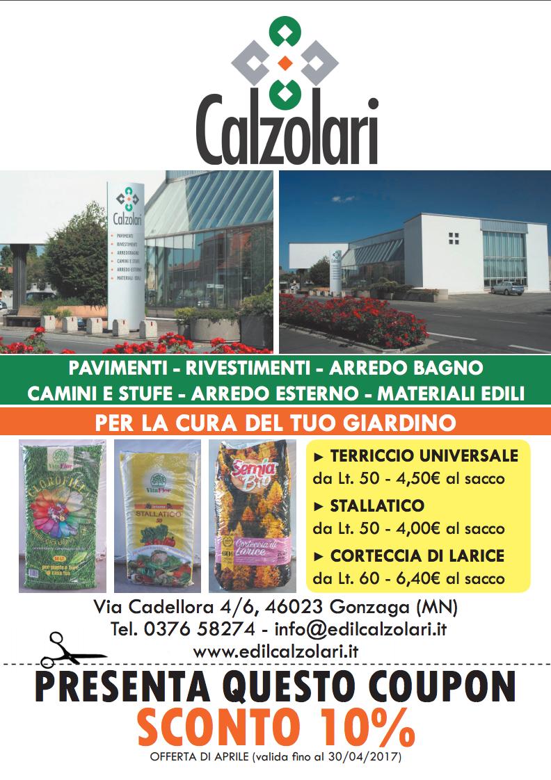 Offerta per la cura del tuo giardino edil calzolari for Calzolari arredo urbano