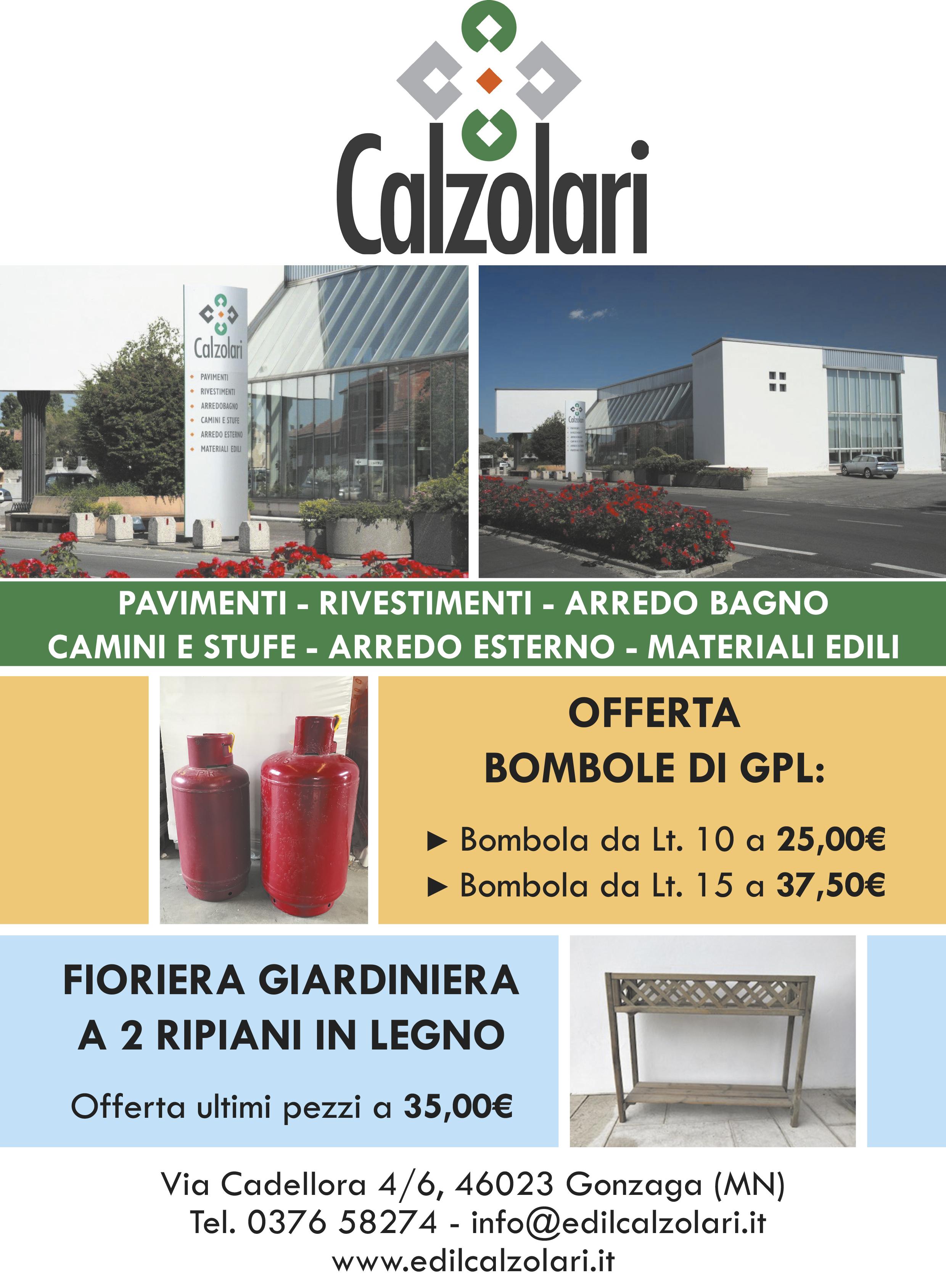 Calzolari gdb luglio 2017 edil calzolari for Calzolari arredo urbano